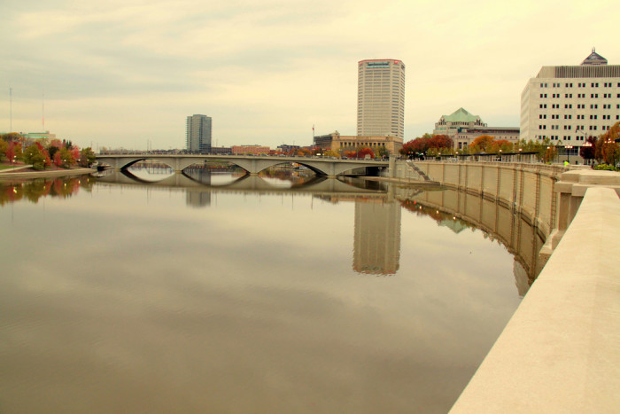 11. The Scioto Mile (Columbus)