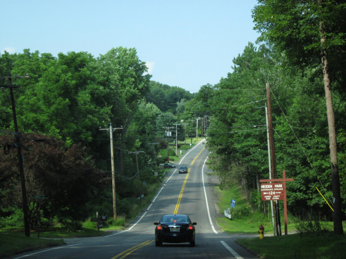 8. Route 513, From West Milford To Frenchtown