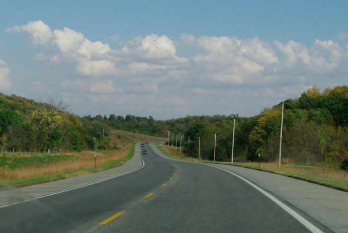 7. Glacial Hills Scenic Byway