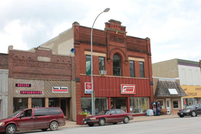 6. Calhoun County
