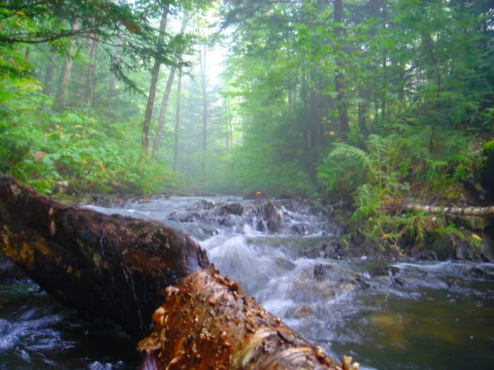 1. Green River Falls