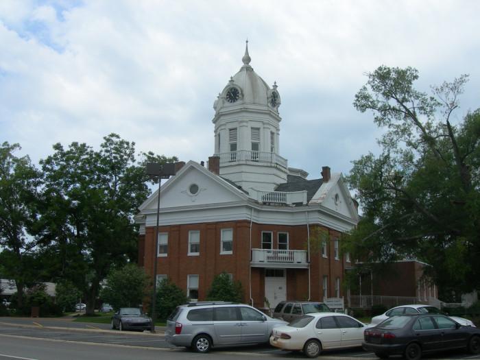 9. Monroe County