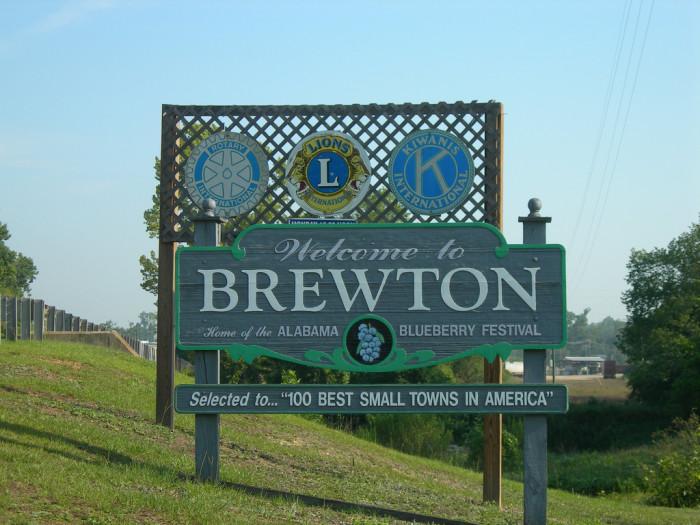 8. Brewton