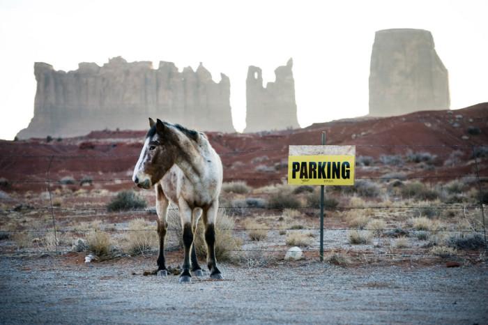 2) Parking?