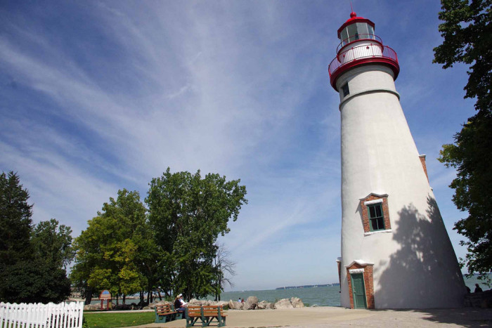 10. Marblehead Lighthouse (Marblehead)