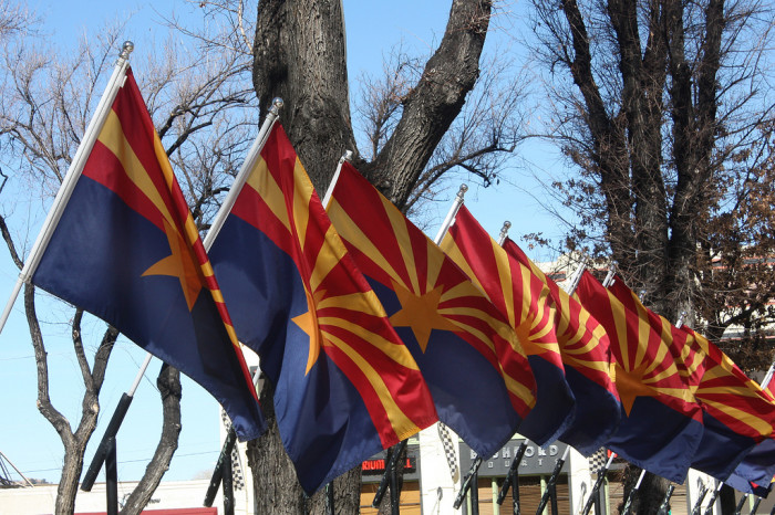 1. As people continue moving into the state, Native Arizonans are a rare find. Take pride in being from Arizona!