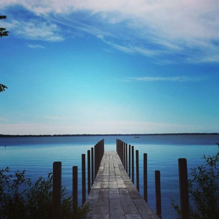 14. Spirit Lake, Dickinson County