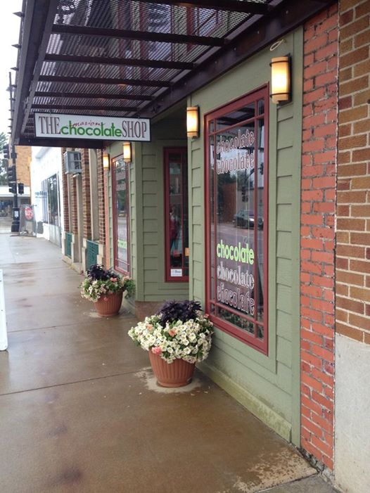 6. The Chocolate Shop, Marion