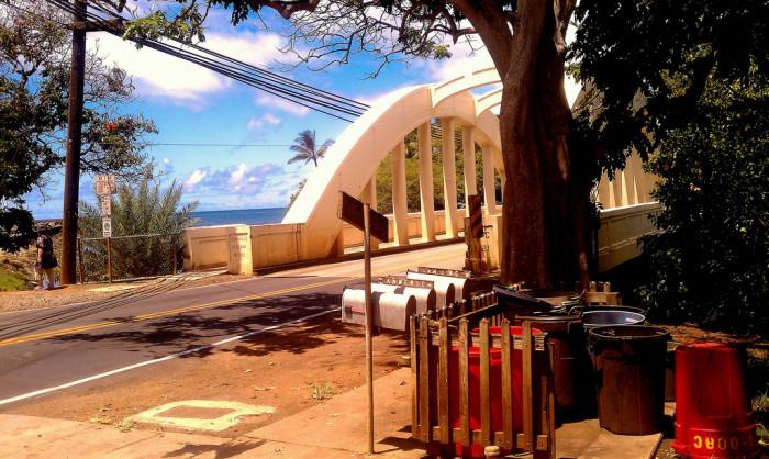 7) Haleiwa, Oahu