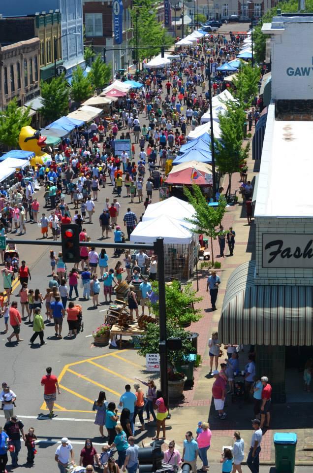 7. Market Street Festival, Columbus