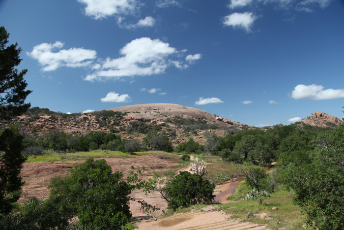 4) Summit Trail (Enchanted Rock State Natural Area)