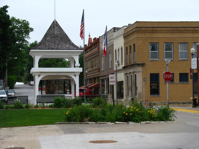 7. Cedar County