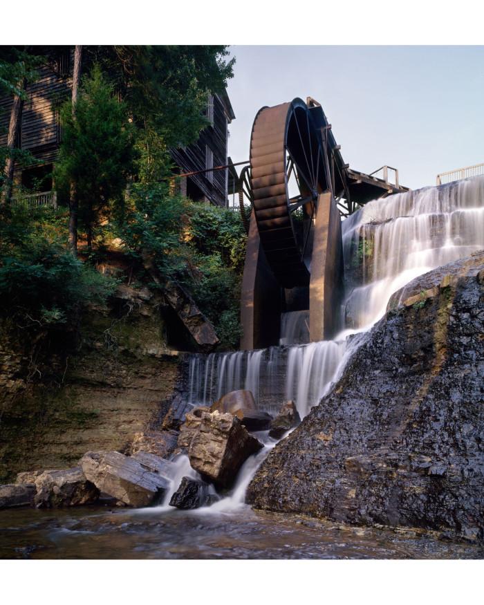 7. Dunn's Falls Waterpark