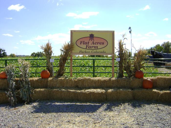 6. Flat Acres Farm (Parker)