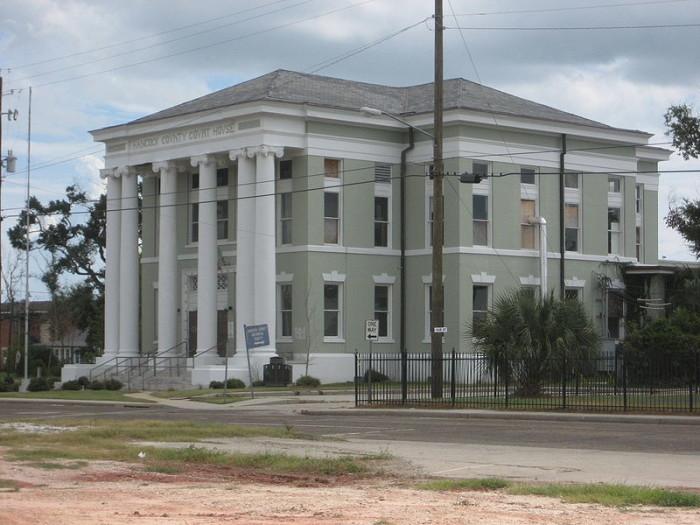 7. Hancock County