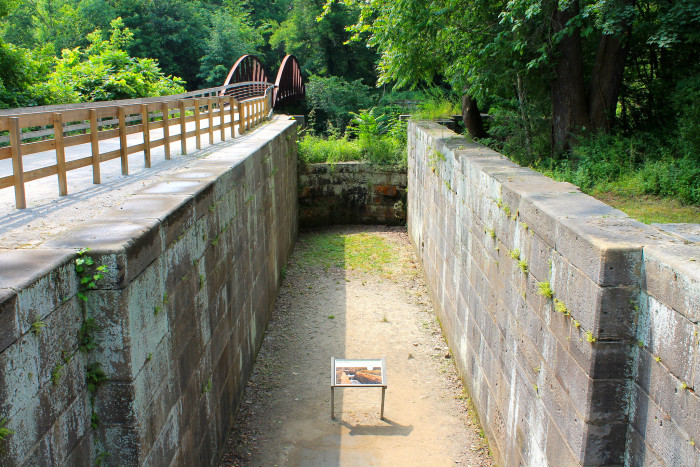 2. Ohio and Erie Canal Towpath Trail (New Philadelphia)