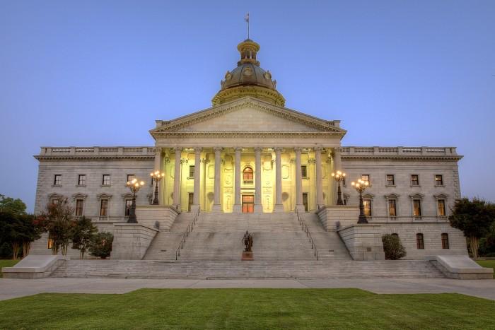 8. South Carolina State House