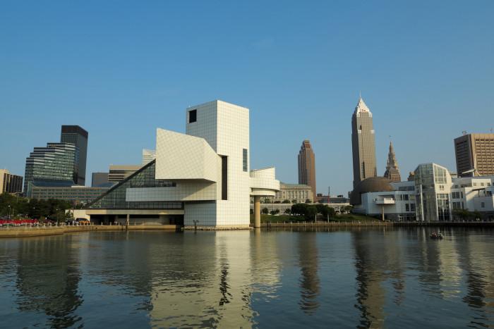 2. Cleveland (Cuyahoga County)