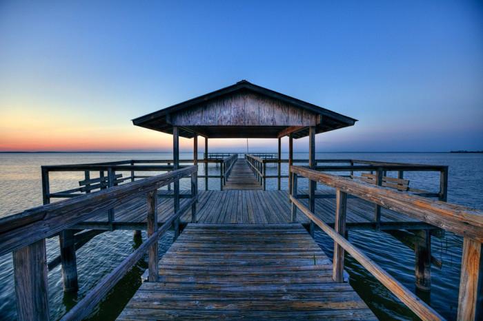 13. Lake Apopka