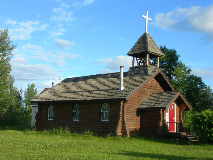2) St. Mark's Episcopal Church
