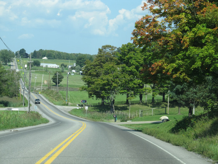 2. Middlefield (Geauga County)