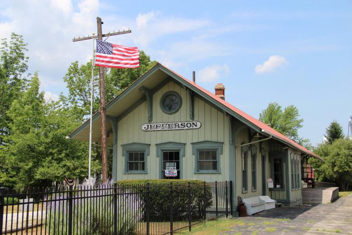 6. Jeffferson (Ashtabula County)