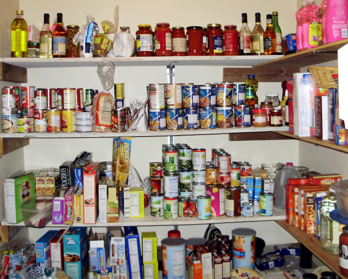 8. Hurricanes, along with other natural disasters, are a part of living in Mississippi, which is why having a supply of canned food and bottled water on hand is a must.