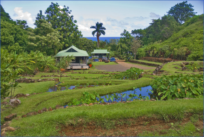 8) Limahuli Garden, Kauai