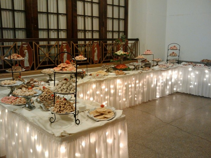 11. And if it works out, you can look forward to a cookie table at your wedding.