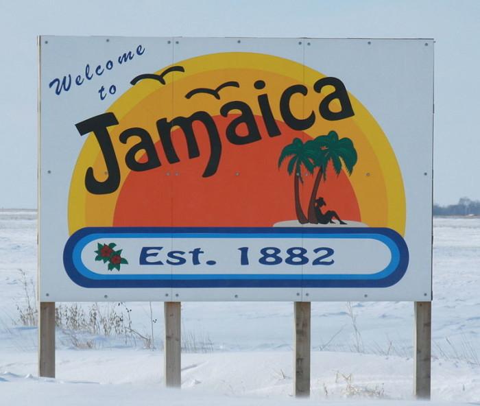 1. Jamaica