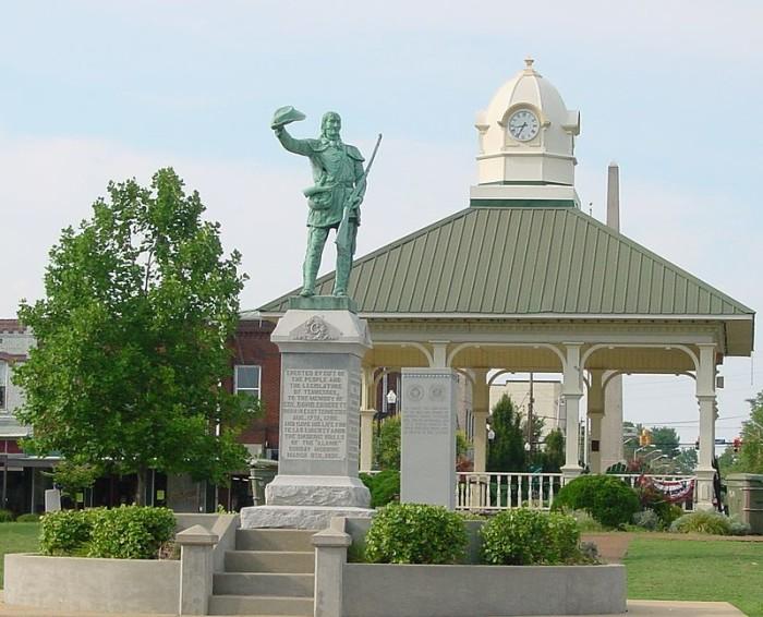 10) Lawrenceburg