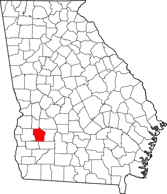 6. Terrell County