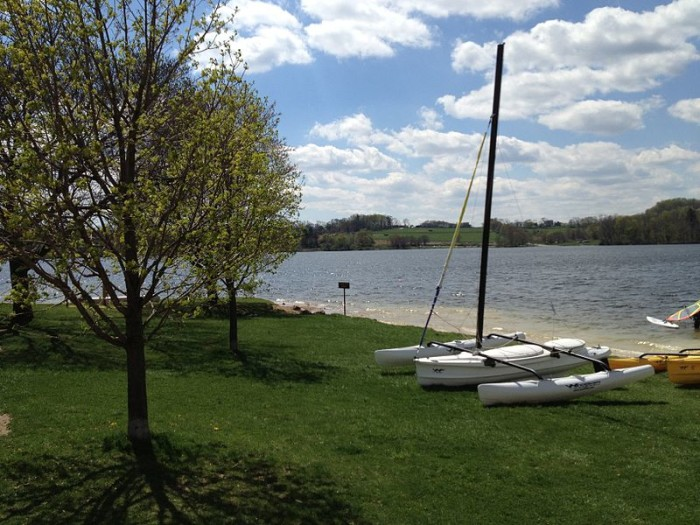 8. Marsh Creek Lake, Chester County