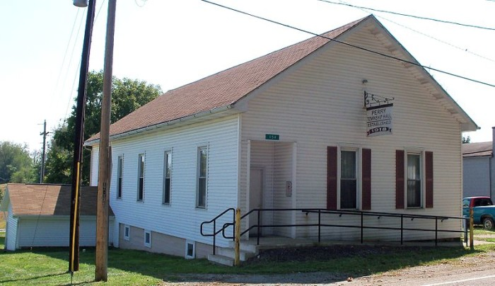 6. Perry Township