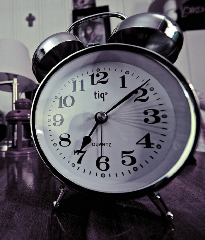 8. Fall is the time of year we set our clocks back by one hour. Who doesn't love an extra hour of sleep?