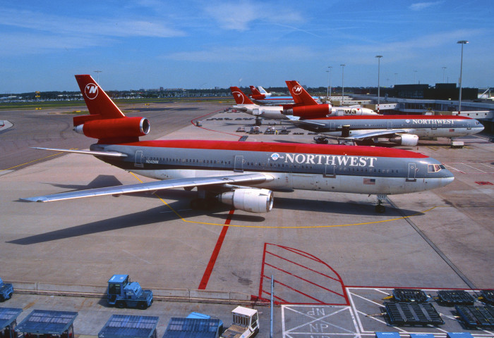 10. MN based Northwest Airways had the first closed-cabin commercial airplane! Talk about an aviation milestone!