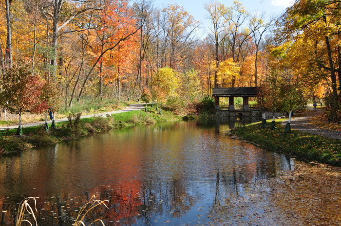 8. Five Rivers MetroParks (Dayton)