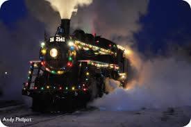 8. Columbia Christmas Train