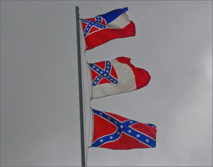 8. The Confederate Symbol