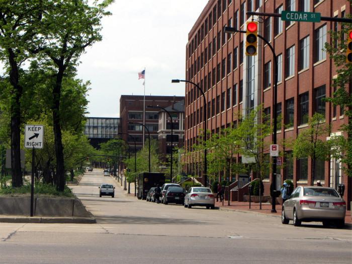 5. Akron (Summit County)