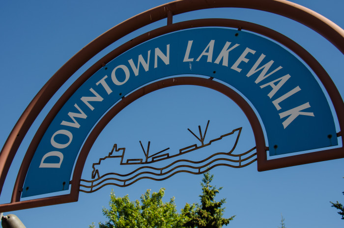 1. Duluth's Downtown Lakewalk is iconic and a fan favorite waterfront spot for sure!