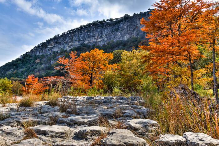 11) Garner State Park