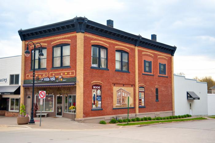 8. Iowa County