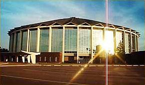 8. The Mississippi Coliseum