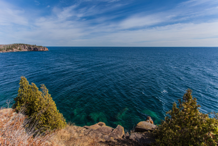 1. Gorgeous views of Superior are among the best in Minnesota.