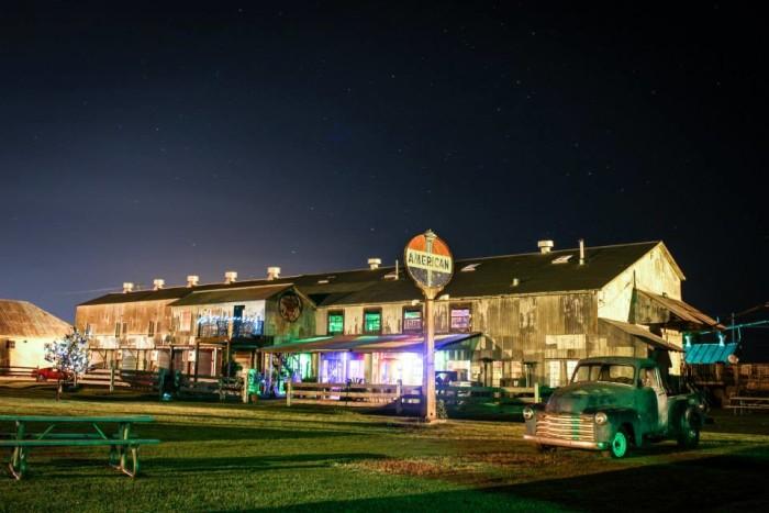 8. The Shack Up Inn, Clarksdale
