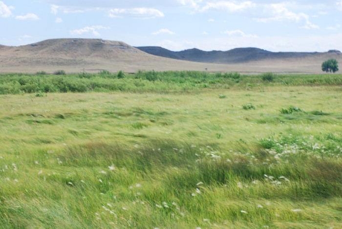 5. Agate Fossil Beds National Monument, near Harrison
