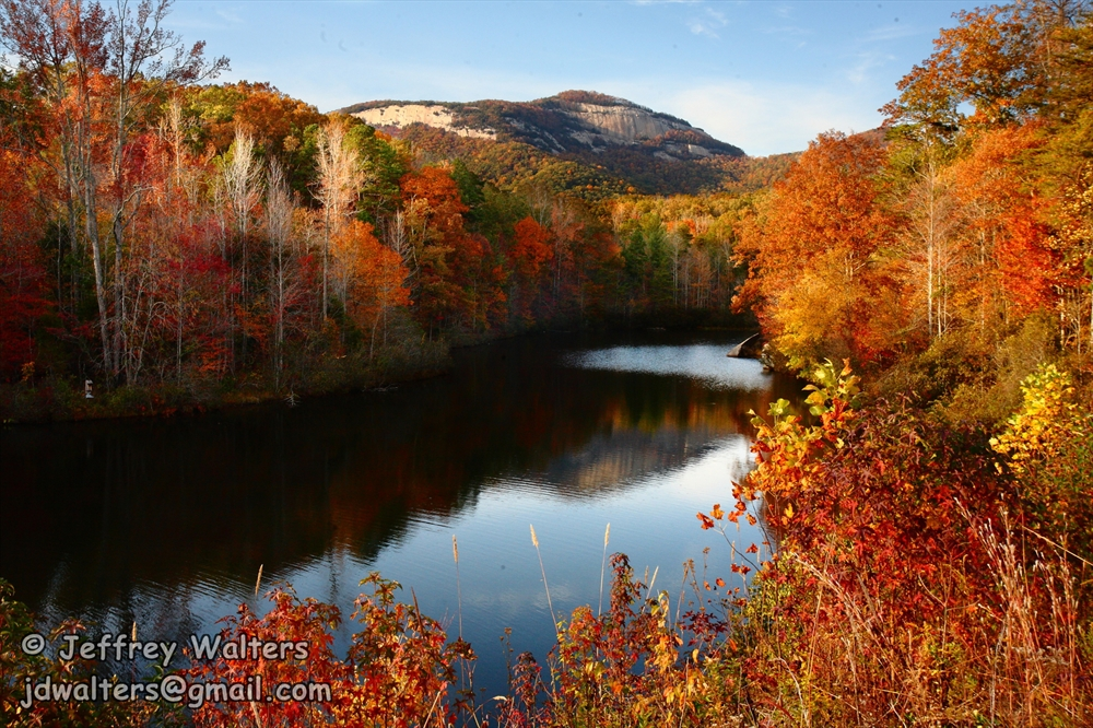 The Fall Foliage At These 12 State Parks In Sc Is Stunning