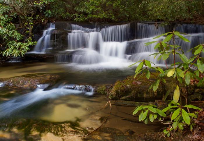 19. Crow Creek Falls