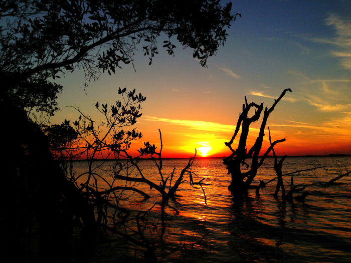 2. We're famous for our sunsets (and sunrises).